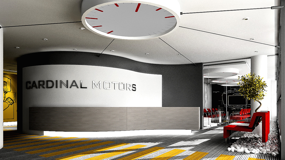 Cardinal Motors Offices